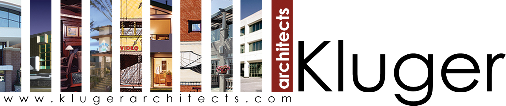 Kluger Architects Mobile Logo
